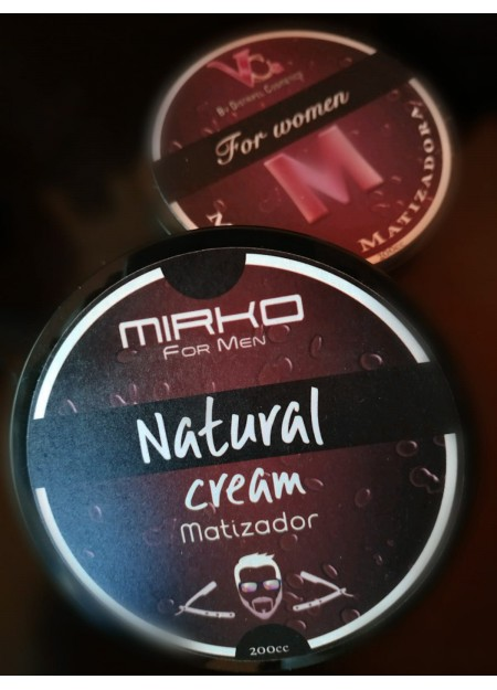 Natural Cream Matizador