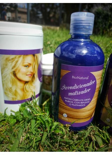 Acondicionador Matizador - BioNatural