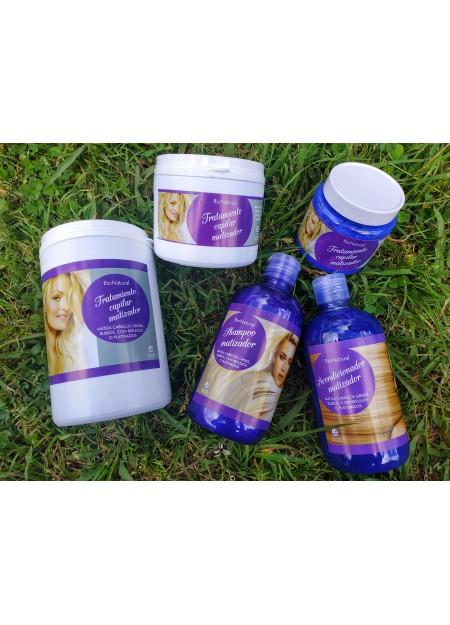 Shampoo Matizador - BioNatural