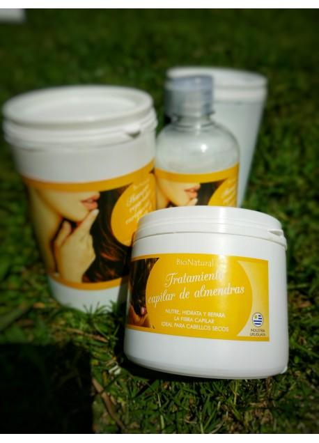 Tratamiento de Almendras - BioNatural