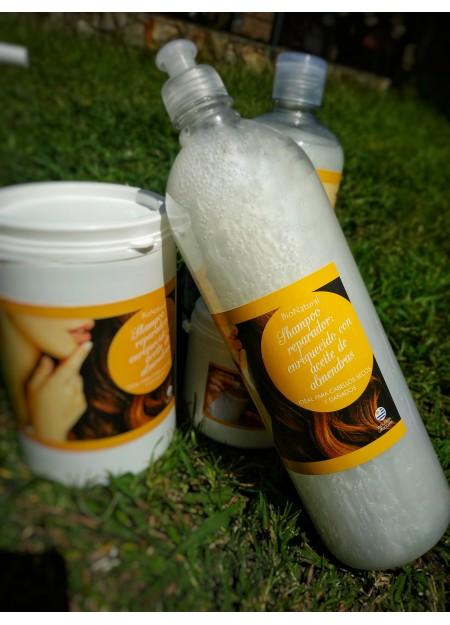 Shampoo de Almendras - BioNatural
