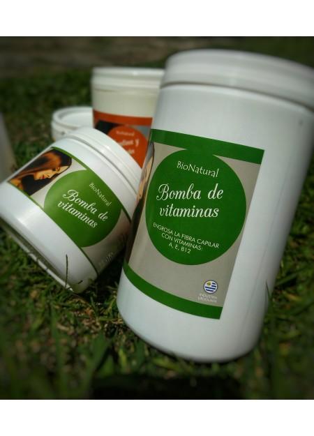 Tratamiento Bomba de Vitaminas - BioNatural - 500grs