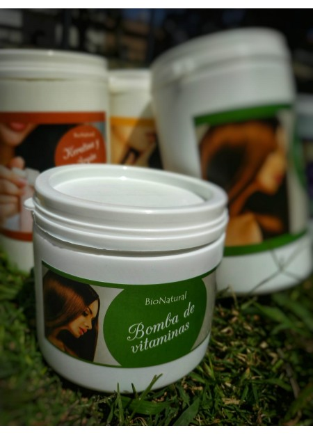 Tratamiento Bomba de Vitaminas - BioNatural - 250grs