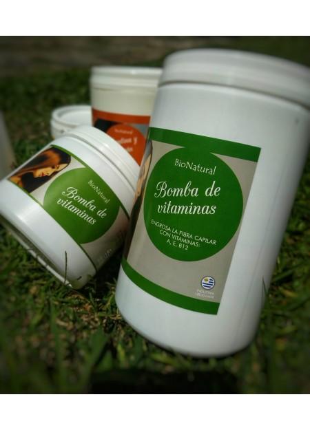 Tratamiento Bomba de Vitaminas - BioNatural - 1KILO