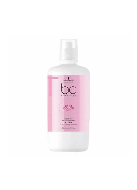 Schwarzkopf BC Bonacure Color Freeze Tratamiento-750mL