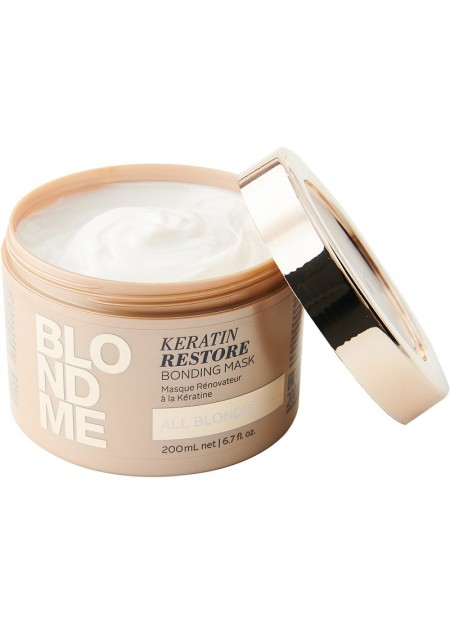Blondme Keratin Restore Mask-200mL