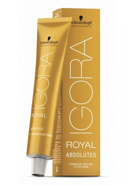 Coloración Igora Royal Absolutes Schwarzkopf - 60mL